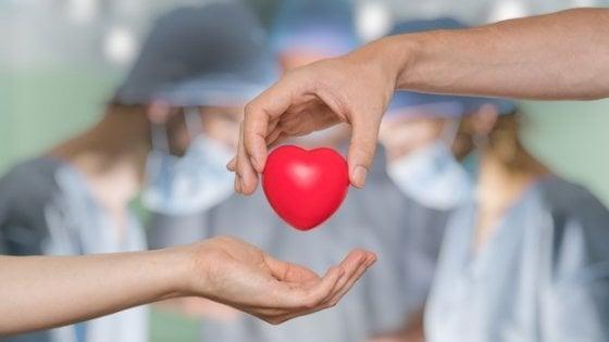 Giornata Nazionale della Donazione: sono 8.291 i pazienti che aspettano un trapianto.