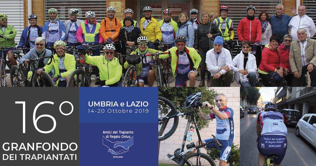 TOUR CICLISTICO SULLE STRADE DI UMBRIA E LAZIO