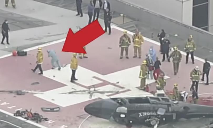 Un cuore da trapiantare è sopravvissuto a un incidente aereo (e a un medico goffo)